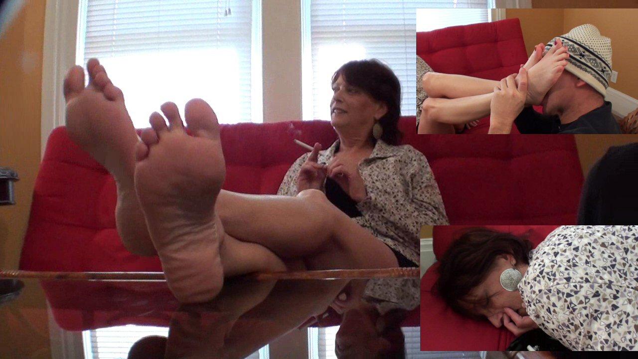 Son Foot Worship