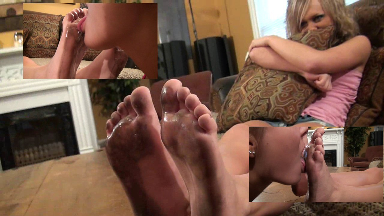 Cuckold Feet Captions