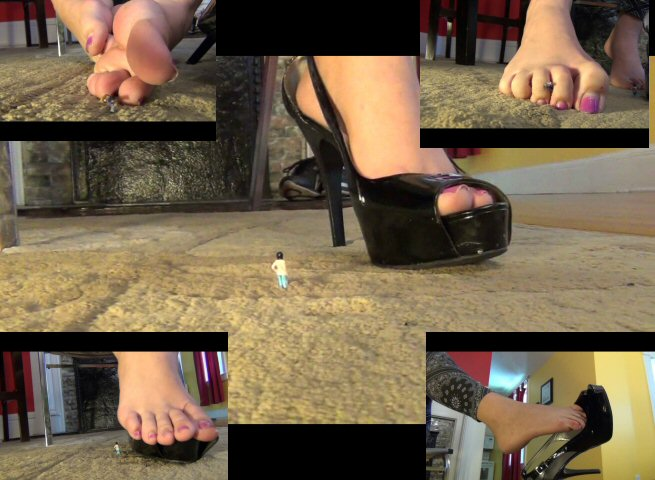 Giantess and shrinking men stories